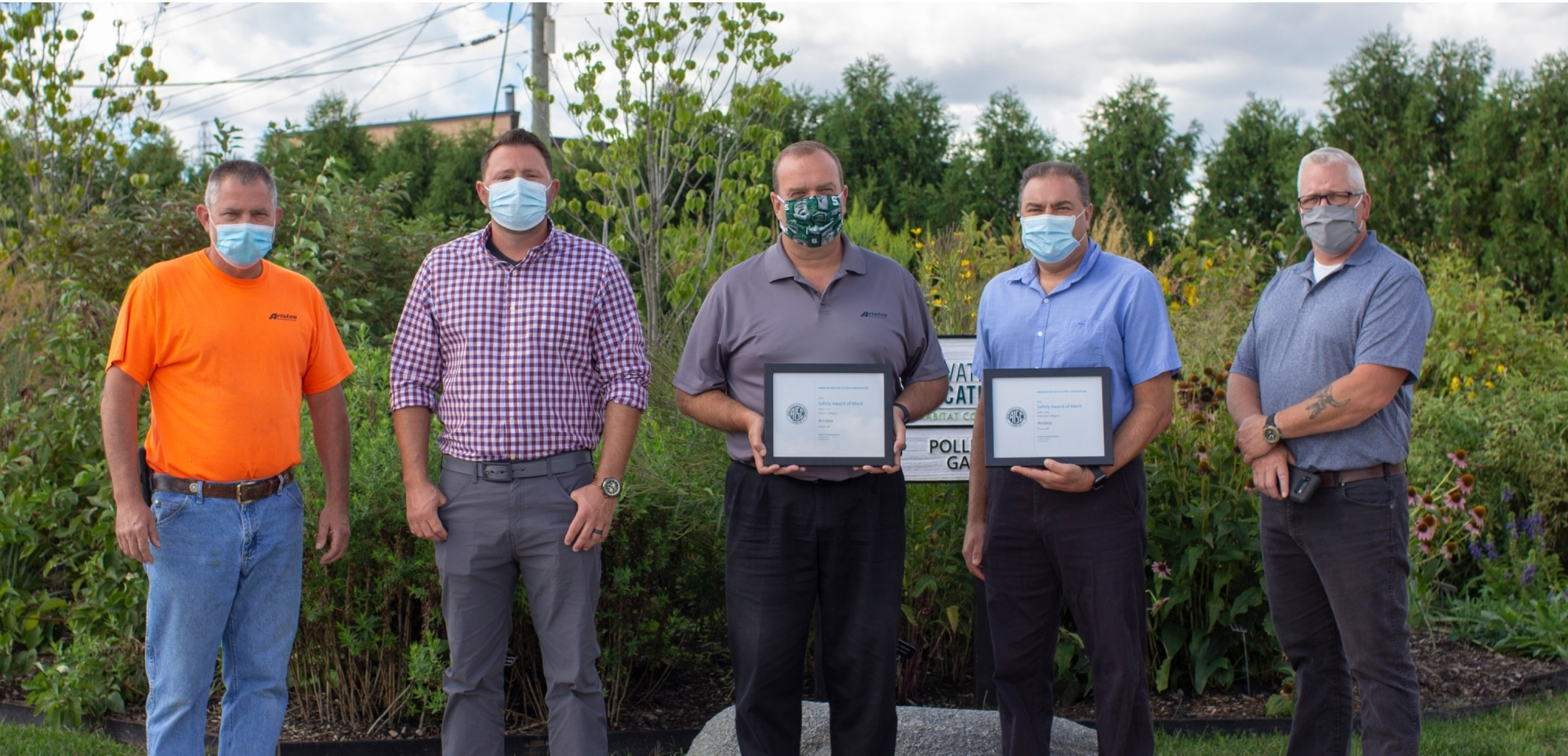 <strong>2019 AISC Safety Awards</strong>