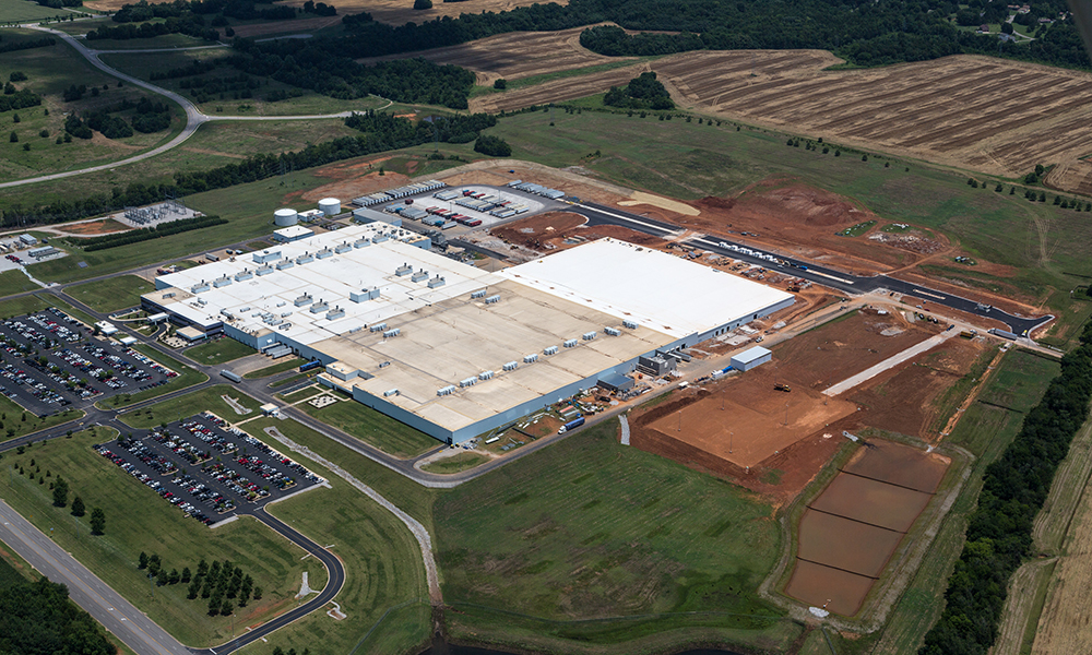 As general contractor, Aristeo built a 300,000 square foot expansion of the Toyota Motor Manufacturing Alabama facility.
