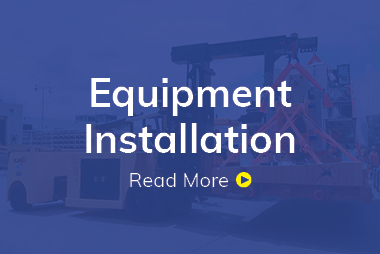 Aristeo Equipment Installation Services