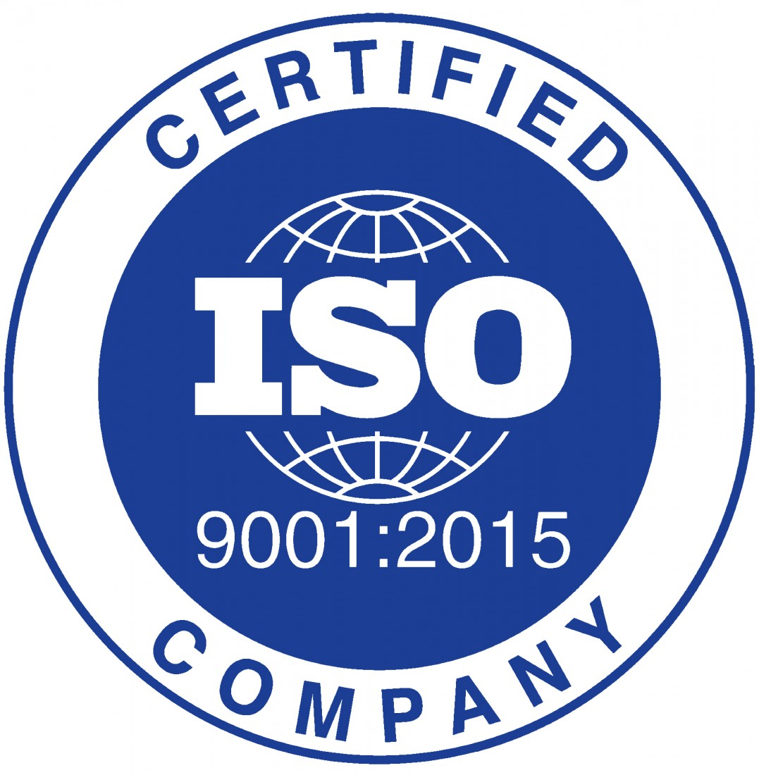 Aristeo Construction is up to date with ISO 9001:2015 certification.