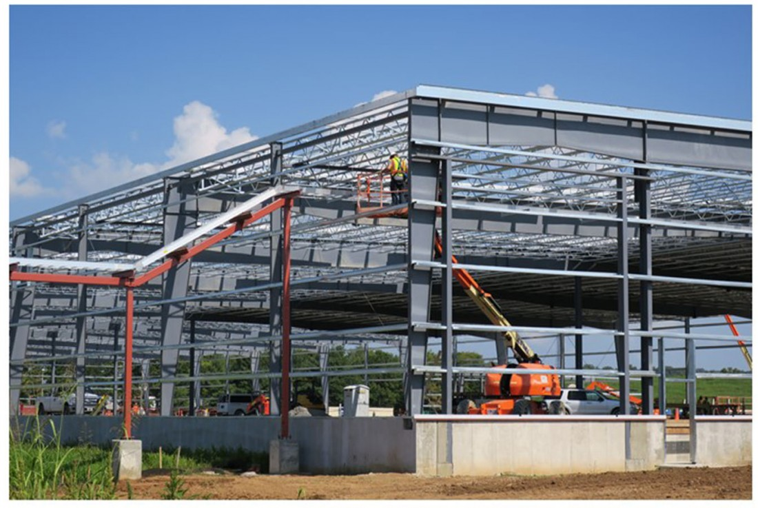 General Motors Spring Hill Rail Cross Dock Building - Manufacturing - Aristeo Construction  - Picture5