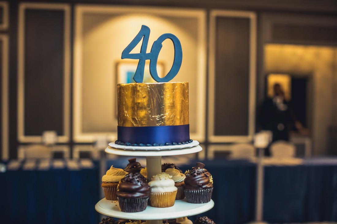 Aristeo is excited to celebrate 40 years in business.