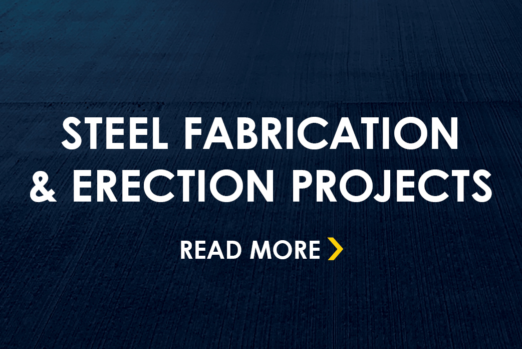 Aristeo Steel Fabrication & Erection Projects