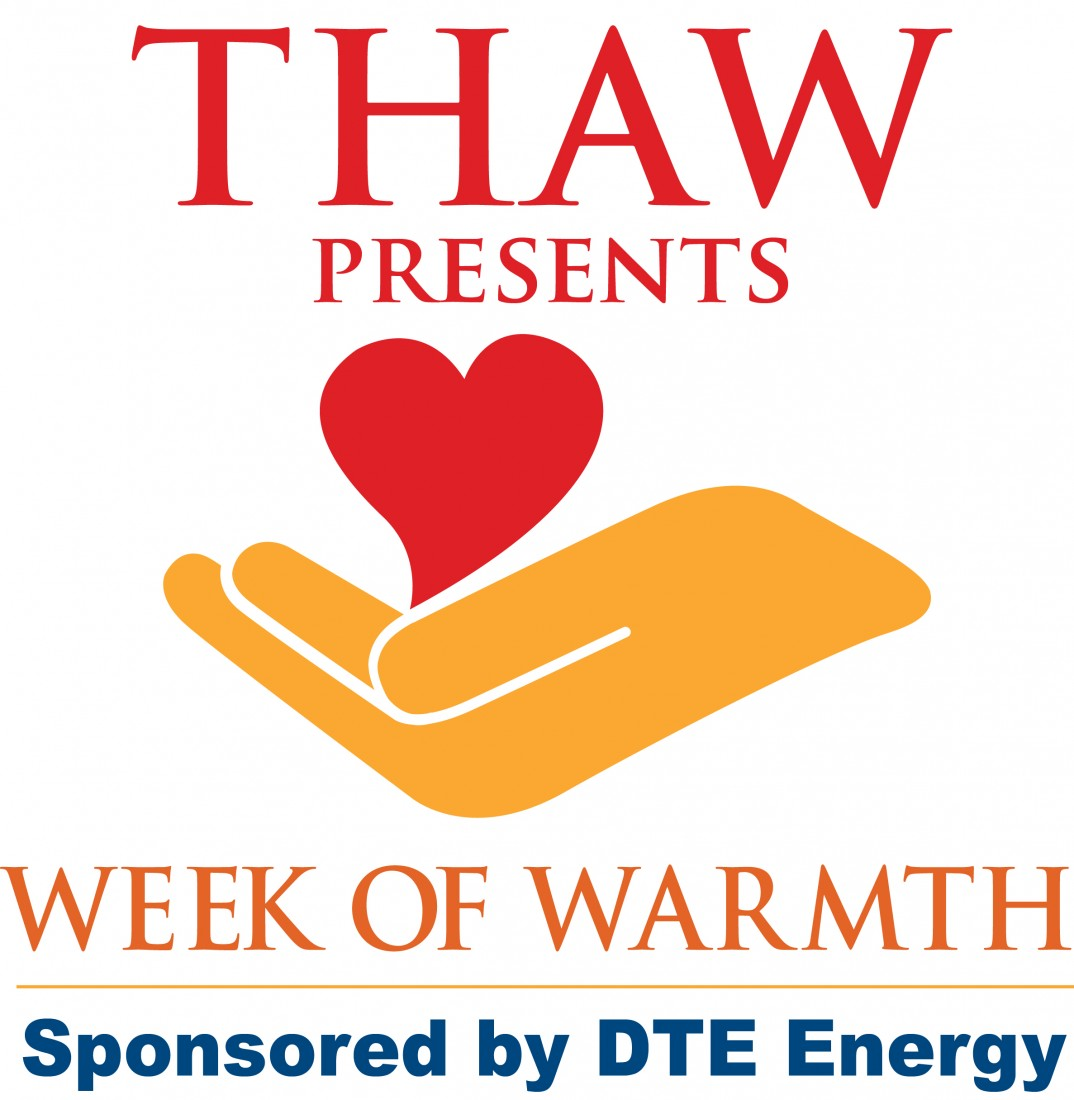 Aristeo volunteered to help The Heat and Warmth Fund (THAW) during their annual telethon.